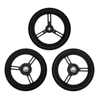 Mountain Buggy Spare Parts - 10 inch Aerotech Wheels 2015 + on-  Set of 3 - F...