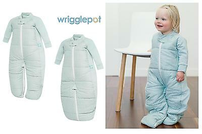 ergoPouch 3.5 Tog Sleepsuit & SleepBag Natural Cotton Quilt  on Sale + FREE POST