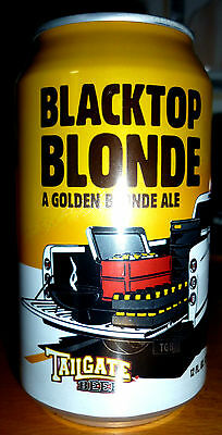 Collectable beer cans -   Blacktop Blonde Ale 12 fl oz  can (USA for Australia)