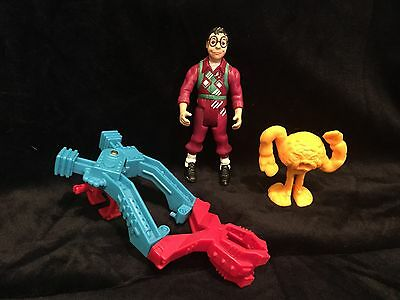 The Real Ghostbusters 3 Pieces Louis Tully Figure Vapor Ghost & Power Pincher