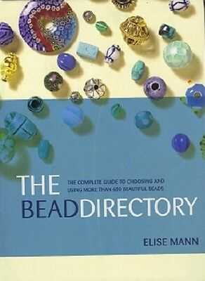Bead Directory, Complete Guide to Choosing/Using 600+ Beads Book