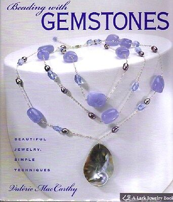 Beading with Gemstones Book