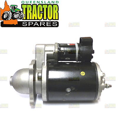 Ford 4000, 5000, 6600, TW etc. Tractor Starter Motor