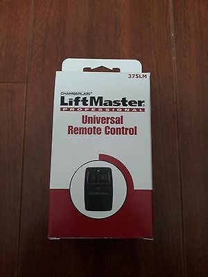 Liftmaster Universal Remote Control 375LM