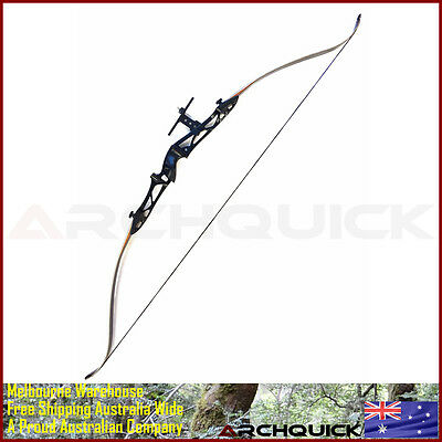New 20lbs Junior Youth Recurve Bow Takedown Archery Set Hunting Target Shooting