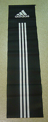 "adidas Store Banner Poster Point-of-Sale POS Black White Vinyl 70""x18"" Hardware"