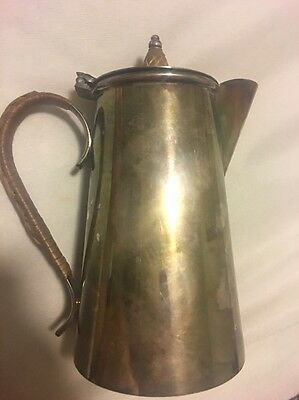Made In England Silver Plated Creamer Pitcher IFS