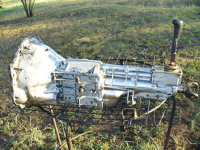 "Commodore V8 T5 Gearbox 5 Speed Now In Vn Wgn ""manual Conversion"" Can Be Driven"