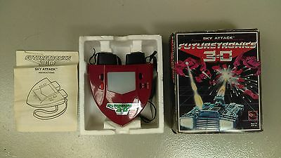 Vintage handheld electronic game sky attack