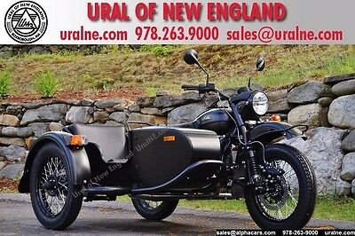 2016 Ural cT Flat Black Custom  Custom Color Parking Brake Reverse Gear Financing & Trades