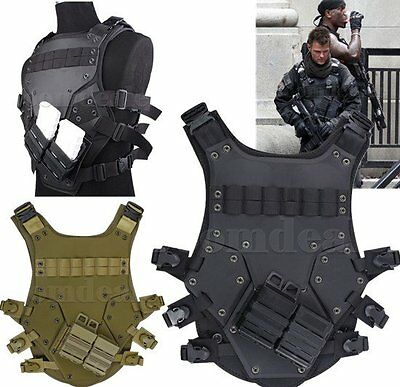 Cool CS Vest TMC Protective Tactical Airsoft Cosplay TF3 Vest Hunting Adjustable