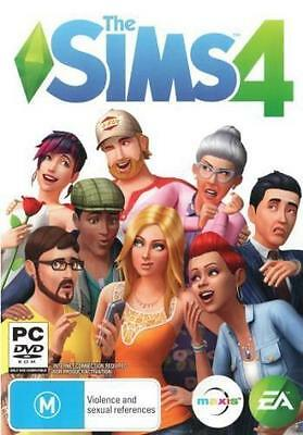 The Sims 4 (PC DVD) & MAC Brand New * AU STOCK from BRISBANE*