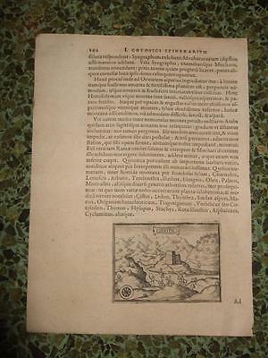 1619,cotovicus.sherith/serith-Temple/monument??,palestine,israel,holy Land