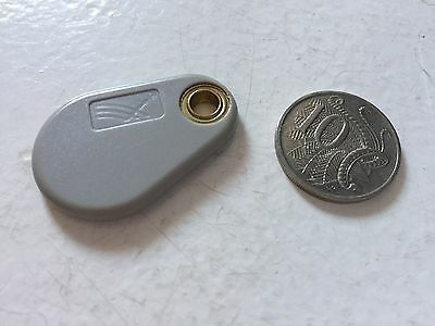 Anytime Fitness Keychain Access Fob Key Light Grey $Rrp70-100
