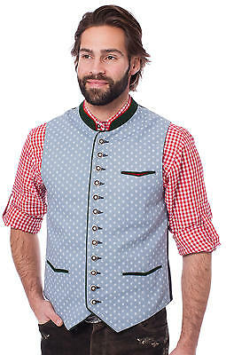 Almsach Gilet traditionnel Gilet sapin