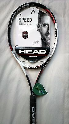 Raquette HEAD Graphene TOUCH SPEED MP Grip 3 (US 4 3/8) NEUF NEW Plastic