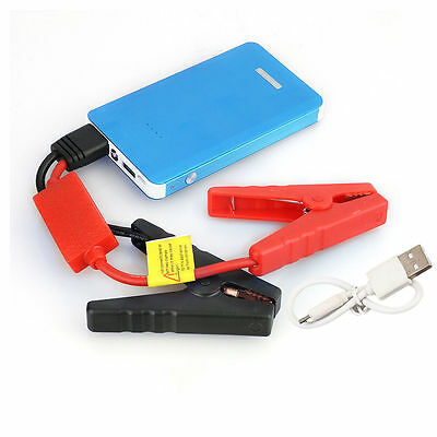 30000mAh Mini Portable Car Jump Starter Battery Charger Power Bank Booster NW