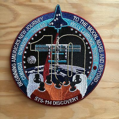 Space Shuttle Return To Flight 10th Anniversary Patch