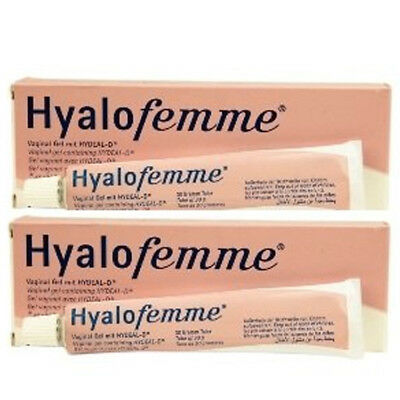 Pack of 2 Hyalofemme