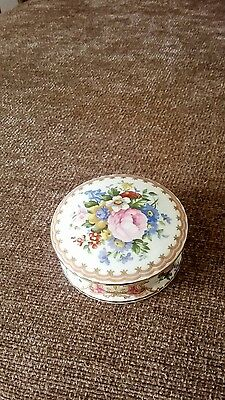 royal albert lady carlyle trinket box