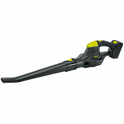 Draper 18V Cordless Blower with Battery and Charger