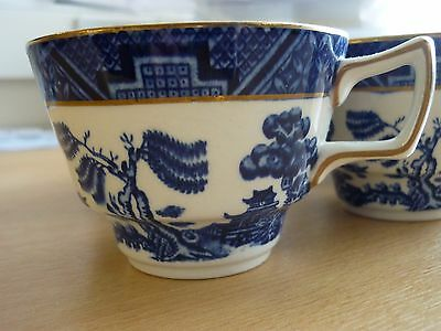 """Booths """"Real Old Willow"""" Five Cups, Replacement A8025"""