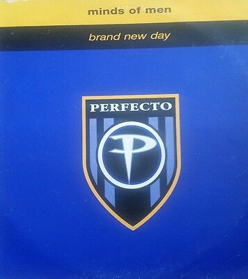 Minds Of Men - Brand New Day - Perfecto 12""