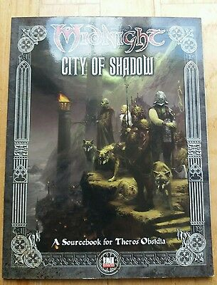 Midnight City of Shadow Dungeons & Dragons 3.5