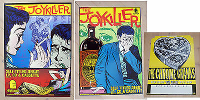 Memorabilia Rock - Posters And Tickets - Patti Smith, Frank Kozik, Melvins, Gbh