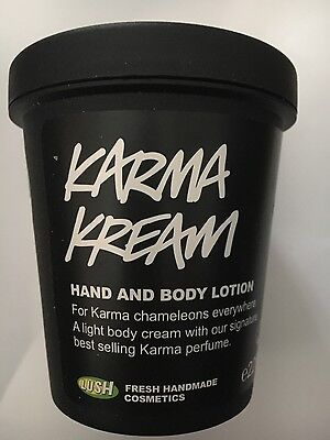 LUSH HAND AND BODY LOTION NEW 225g