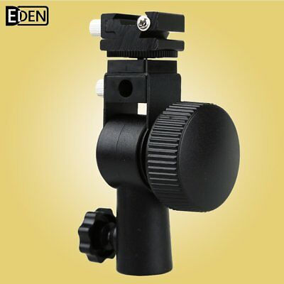 Godox D Type Hot Shoe Mount Bracket Umbrella Holder for Speedlite Flash