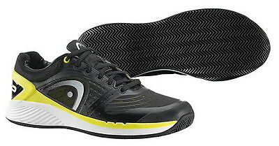 Chaussure Tennis HEAD SPRINT PRO Taille 41 UK 7.5 US 8.5 Clay Court Black / NEW