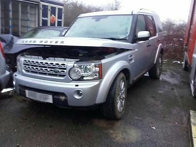 2011 Land Rover Discovery 2010 On 306DT 3.0 Diesel Engine With 62,042 Miles