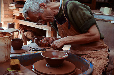 Potters Wheel Weekend Pot Throwing Classes *clay To Kiln* *pottery*