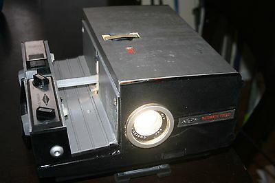 VINTAGE Sawyer's Rotomatic 707 AQ Slide Projector Automatic Focus