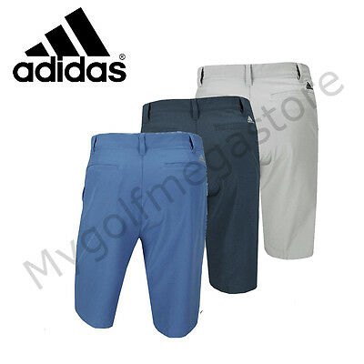 Adidas Golf 2017 Ultimate Men's Shorts - Water Resistant  - 3 Colours - New.