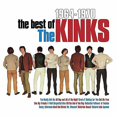 THE KINKS - BEST OF THE KINKS 1964-1970 (LP Vinyl) sealed
