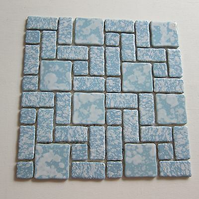 Vintage 1970s Floor Tile, 203 Sq Ft Available, Made in Korea