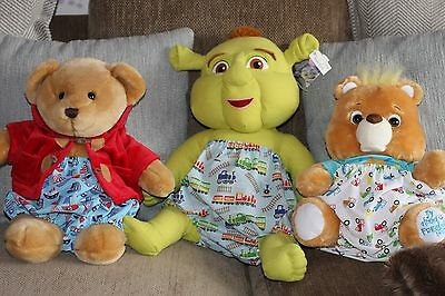Handmade Diaper/nappy Cover Pants 12-24 Months (Unisex)  X 4 Pairs
