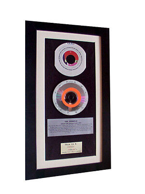 ENIGMA Voyageur CLASSIC CD Album QUALITY FRAMED+EXPRESS GLOBAL SHIPPING