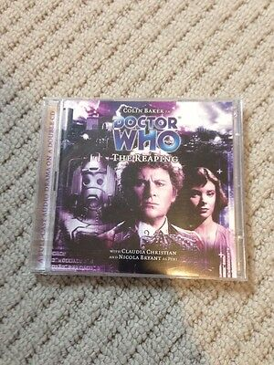 Doctor Who Big Finish Cd The Reaping