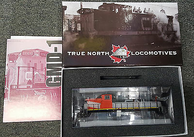 Rapido 10540 HO CN GMD-1 Unnumbered w/DCC & Sound. NEW