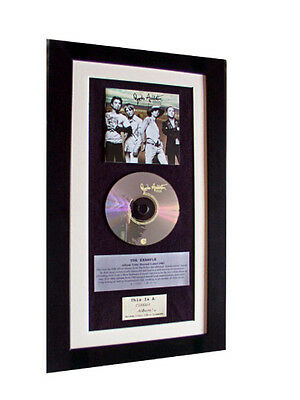 JANE'S ADDICTION Strays CLASSIC CD GALLERY QUALITY FRAMED+EXPRESS GLOBAL SHIP