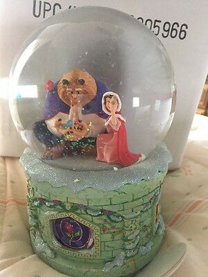 Disney Beauty and the Beast Snowglobe, Great Valentines Day Present