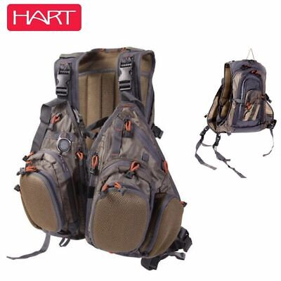 Hart Multi Use Fishing Backpack & Chest Pack Mc Fly 02