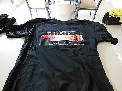Rush Vapor Trails Licensed Concert T-Shirt - Never Worn Or Washed - Large