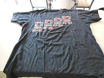 Genuine And Original Rush 87-88 Hold Your Fire Concert T-Shirt