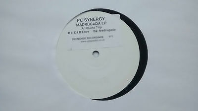 PC Synergy ‎– Madrugada : Drenched Recordings WL HOUSE