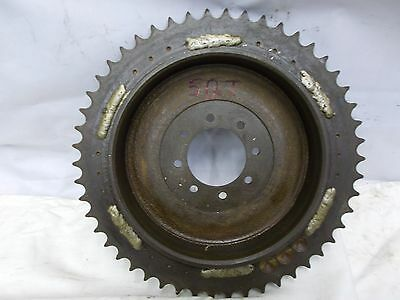 Rigid Triumph Brake Drum & 50T Sprocket