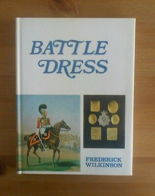 OLD UNIFORM REFERENCE BOOK frederick wilkinson